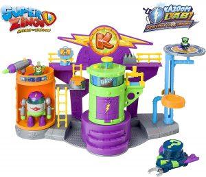 laboratorio-superzings-professor-k-vs-enigma-kazoom-lab